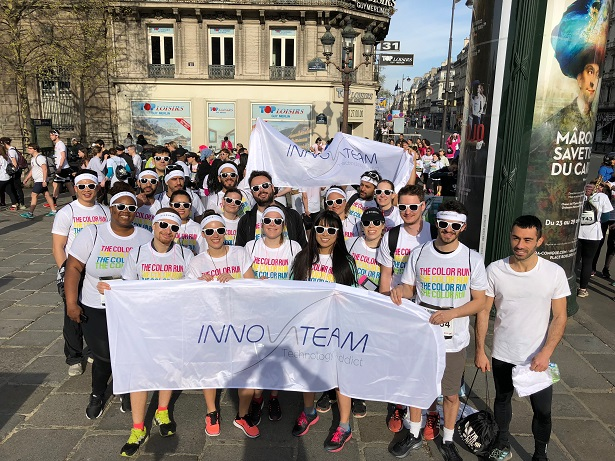 The Color Run 2018 de Paris