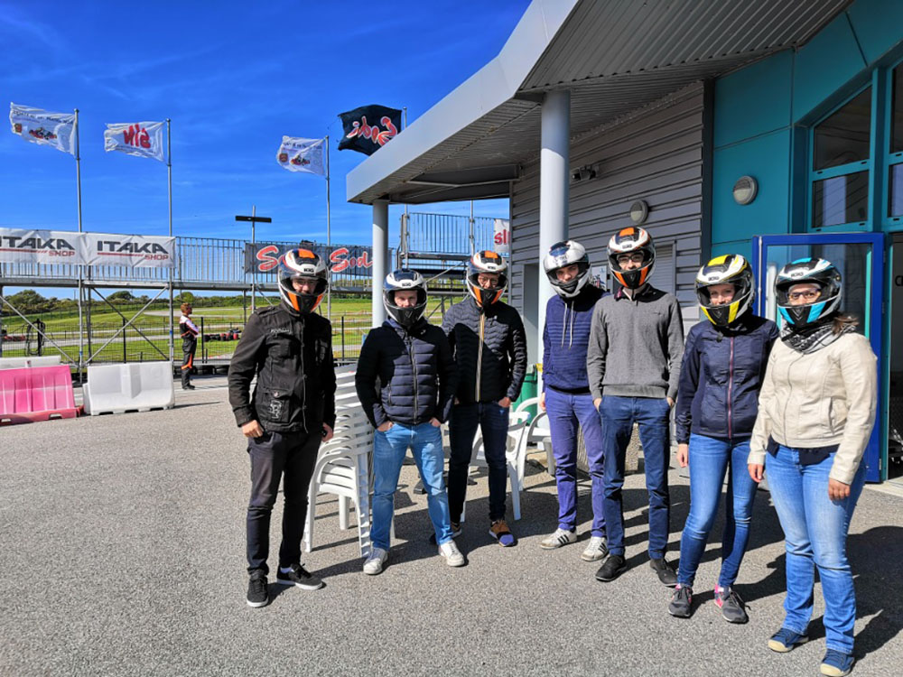 Afterwork Karting #TeamNormandie